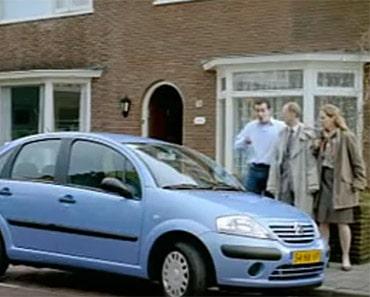Citroënreclame Jehova Getuigen
