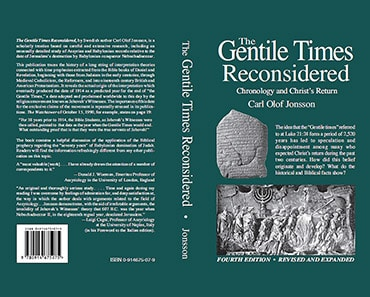 Boek The Gentile Times Reconsidered Carl Olof Jonsson