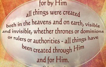 Jezus Christus is schepsel volgens Jehova Getuigen