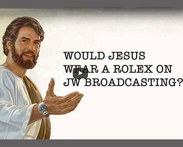 Rolex en Jehova Getuigen