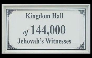 144.000 Jehova Getuigen