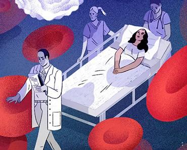 Ziekenhuisbevalling Jehova Getuigen
