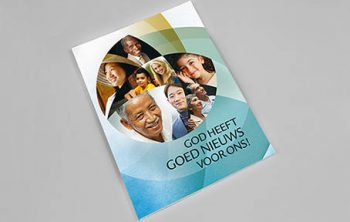 God heeft goed nieuws voor ons