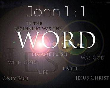 Johannes 1 bij Jehovah Getuigen