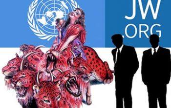 Jehova Getuigen onderdeel Verenigde Naties