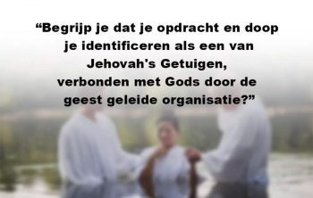 Ex Jehova-getuige Frits