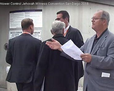 Jehovah's Getuigen willen het Evangelie niet horen