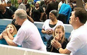 Kinderdoop Jehovah's Getuigen