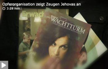 Jehova Getuigen Duitsland aangeklaagd