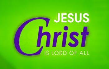 1 Korinthe 12 Jezus de Heere