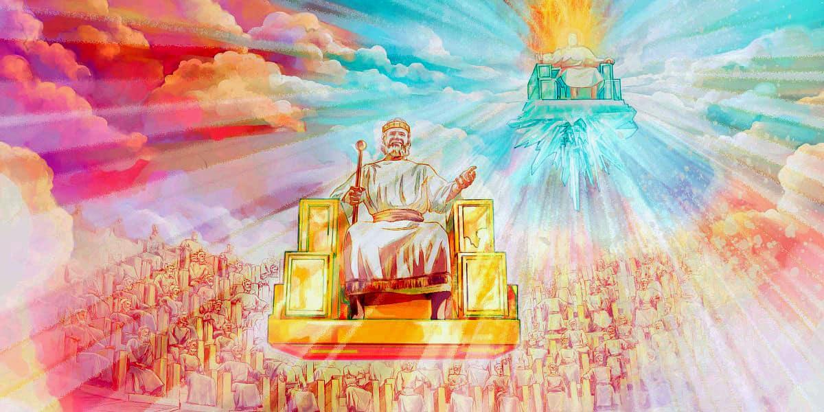 Twee-eenheid bij Jehovah's Getuigen