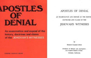 Apostelen der ontkenning