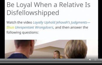 Wachttorengenootschap beloond voor liegen